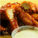 5 pieces Boneless Buffalo Wings